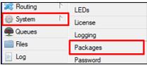 Sistem Operasi Routerboard Mikrotik